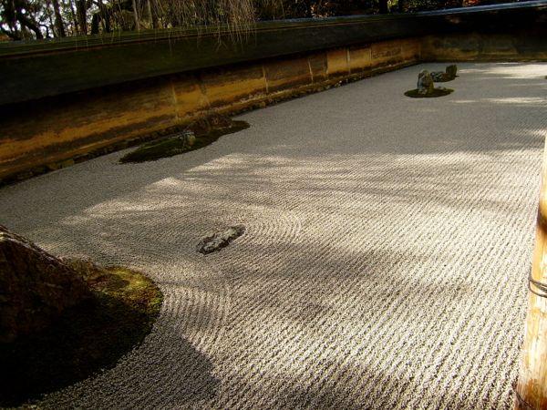 Viaje a Japon: Jardin Kyoto