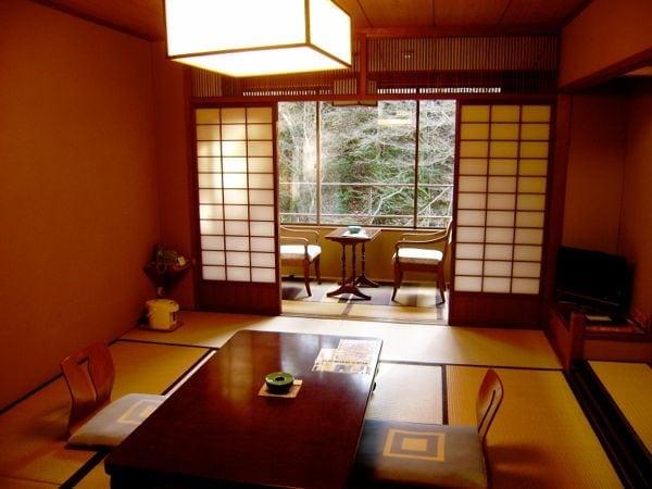 Viaje a Japon: Ryokan Miyajima