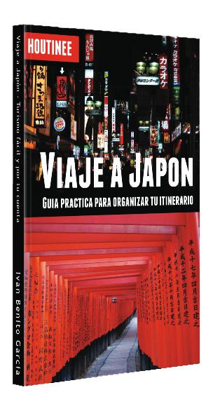 Descarga gratis nuestra guía para viajar a Japón