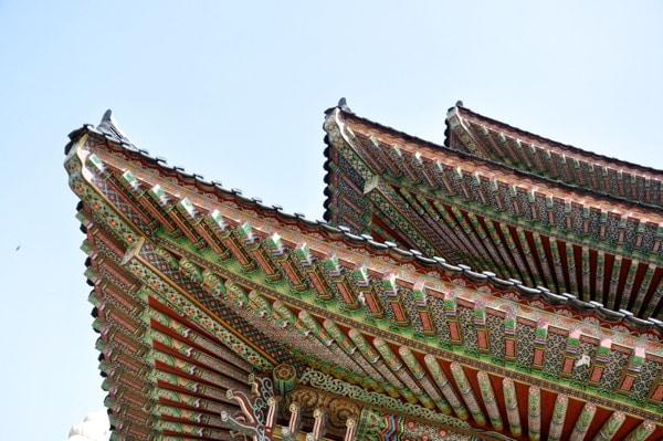 Templo Corea del Sur