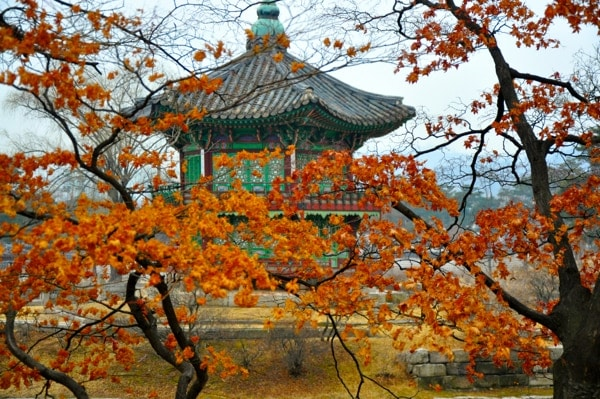 Templo en Seul