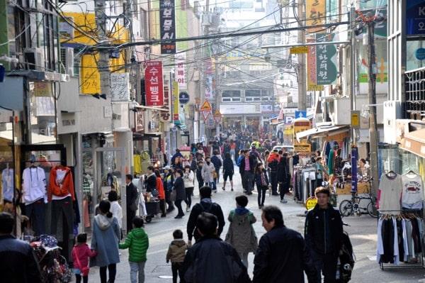 Gujke Market Busan