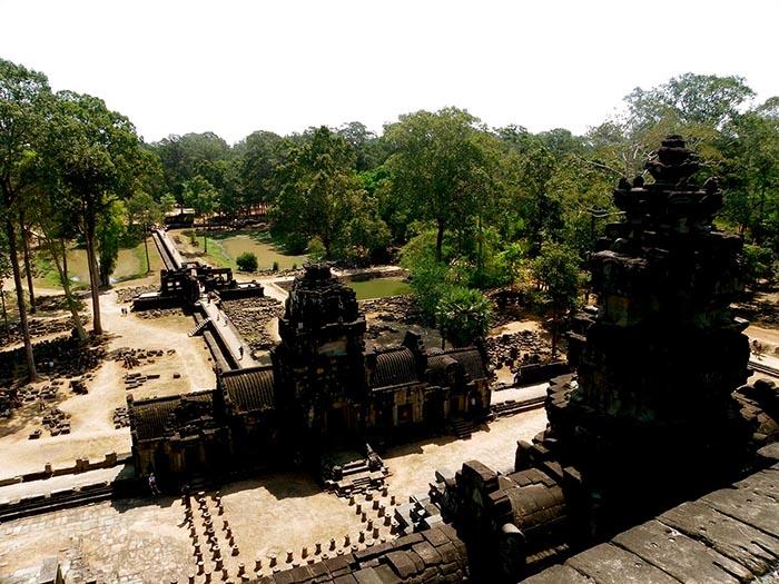 Templos en Angkor, Siem Reap