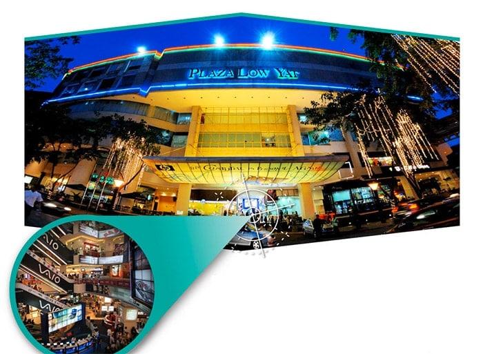 Dónde comprar productos electrónicos en Kuala Lumpur: Plaza Low Yat