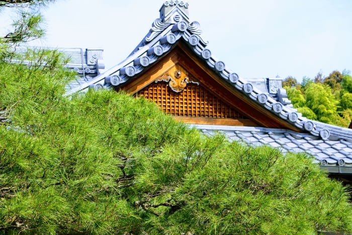 Templo japon
