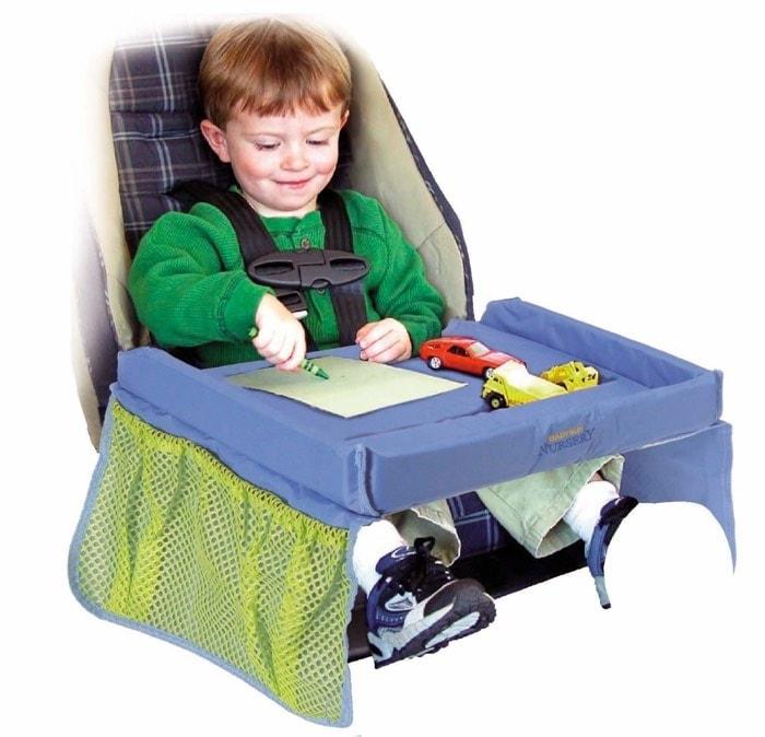 Baby Sun Nursery - Bandeja de viaje flexible
