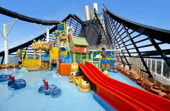 Cruceros en familia: un viaje muy aconsejable con niños pequeños