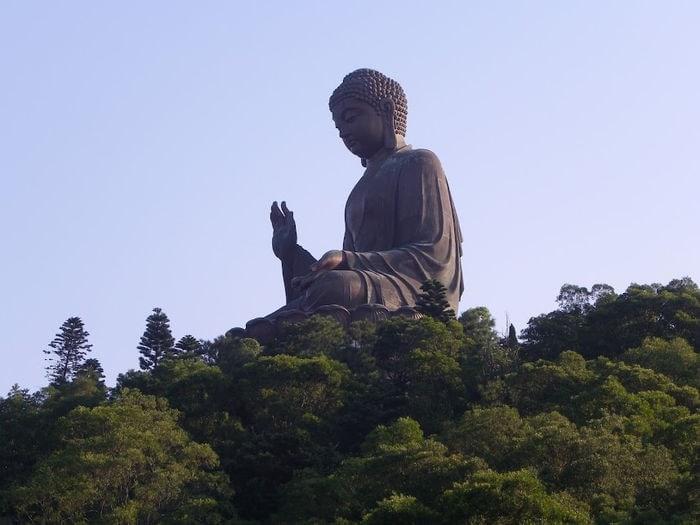 Visitar el Gran Buda en Lantau