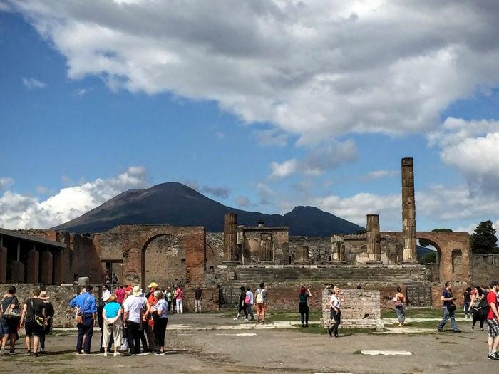 Viaje a Roma y Nápoles con dos niñas gemelas: Pompeya – Día 5