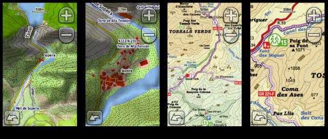 Garmin Oregon 600 - GPS de travesía con pantalla táctil con protocolo NMEA 0183