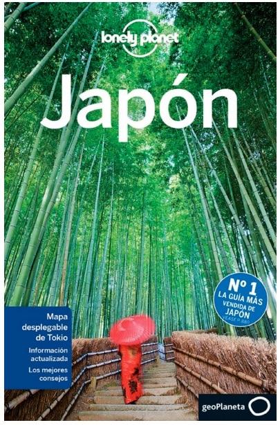 Las 2 mejores guías de viaje para visitar Japón