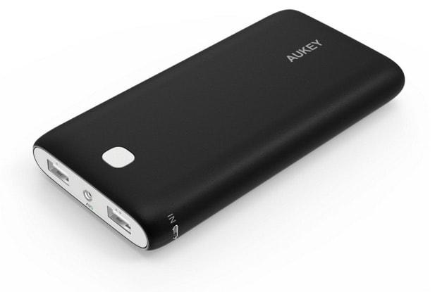 Batería externa de Aukey (20.000mAh)