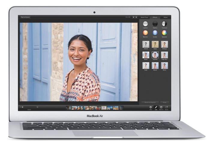 El mejor ordenador portatil para llevarse de viaje: Apple MacBook Air
