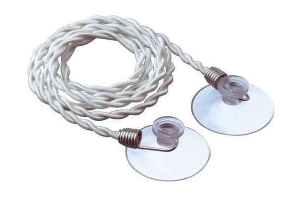 Los mejores accesorios para viajeros: cuerda de tender ropa