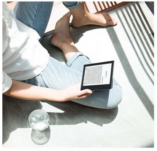 Kindle Oasis, eReader