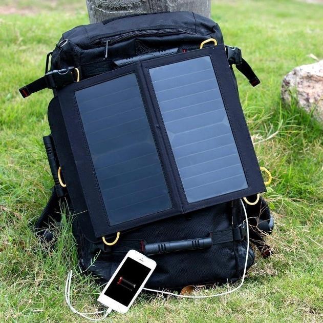 Cargador Solar de 13W de Levin ES-130000