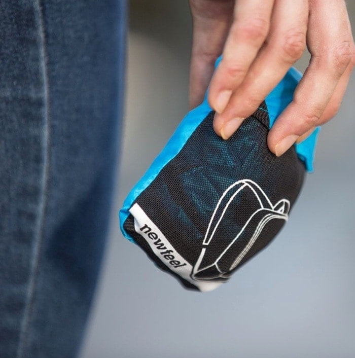 Mochila Plegable de Decathlon Pocket Bag Newfeel