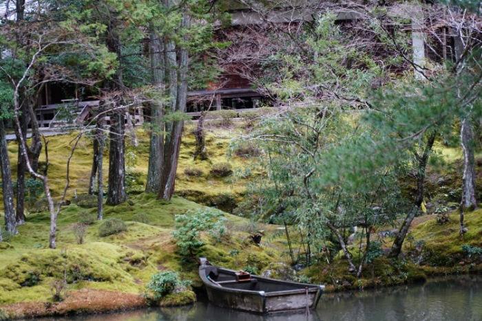 templo Kokedera (Saiho-ji) en Kioto