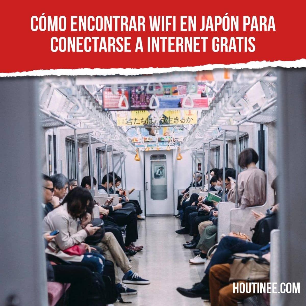 Cómo encontrar WIFI en Japón para conectarse a internet gratis