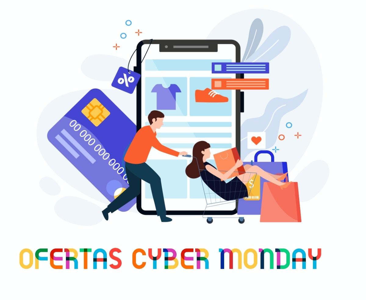 Mejores ofertas Cyber monday